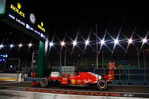 Vettel: Pánikra semmi ok