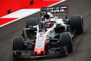 Teljesen megváltozik a Haas autóinak festése
