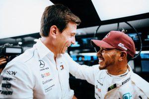 Mercedes: Hamilton soha nem volt még ilyen jó