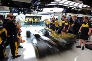 Élő közvetítés: A Renault F1-es bemutatója