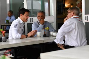 Brawn türelmetlenül várja már, hogy jelentősen változzon az F1