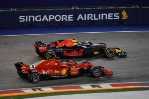 Vettel: A győzelem volt a célunk