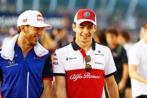 Leclerc: Gasly inkább használja az eszét, mint Verstappen