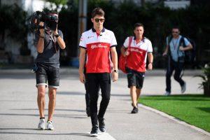 2022-ig szól Leclerc szerződése a Ferrarinál
