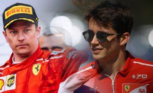 Hivatalos: Leclerc veszi át Räikkönen helyét a Ferrarinál!