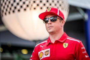 Räikkönen már Abu Dhabiban vezetheti a Sauber autóját