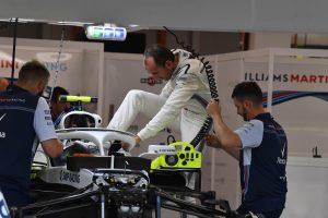 Williams: Kubica sérülése már nem tényező többé