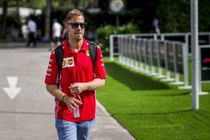 """Vettel """"szomorú"""" Räikkönen távozása miatt"""