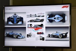 Újabb részletek: Ilyenek lehetnek a 2021-es F1-es autók