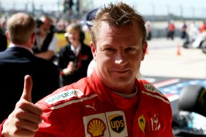 Fotó: A családdal tölti a téli pihenőt Räikkönen