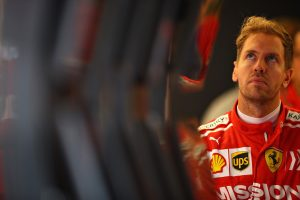 Vettelnek magánéleti gondjai vannak?