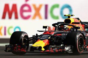 A Red Bullok uralták az első edzést Mexikóban