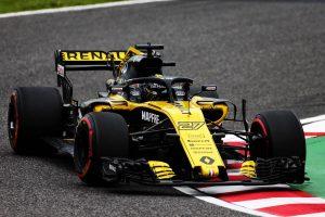Nehéz feladat a Renaultnál: Hülkenberg autót tört az időmérő előtt