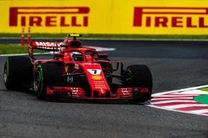 Räikkönen: Azt hittük, hamarabb jön az eső…