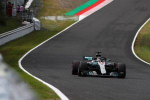 Az F1-es Japán Nagydíj rajtrácsa