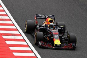 Ricciardo önmagát lepte meg remek teljesítményével