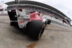 Kémfotó Räikkönen új versenyautójáról
