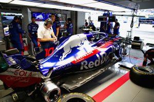 A Toro Rossót sokkolta, milyen keveset tudott a Honda az F1-es autókról