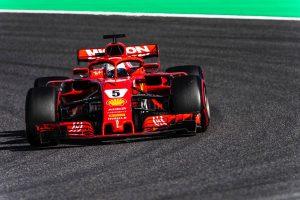 Vettel: Újra versenyben vagyunk!