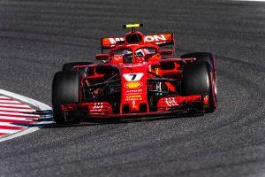 Räikkönen győzött, Hamilton nem lett bajnok Austinban!