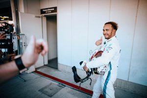 Egyszerű matek: Így lesz bajnok Hamilton a következő versenyen