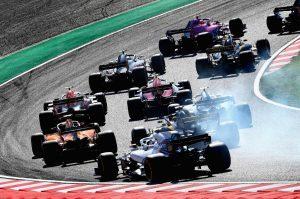 A 2019-es F1-es versenynaptár