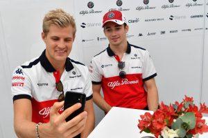 Ericsson: Remélem, Leclerc szétrúg néhány s*gget a Ferrarival!