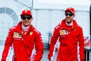 Így búcsúzik Räikkönen Vetteltől