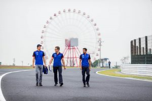 Képgaléria – Japán Nagydíj 2018 – Csütörtök