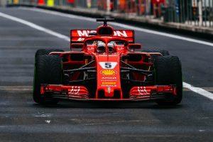 Vettel: Egy pillanatig sem domináltunk idén