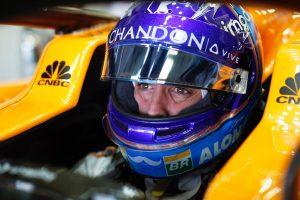 Hivatalos: Alonso tesztelni fog a McLaren F1-esével