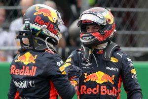 Videó: Így nyomta le Ricciardo Verstappent az időmérőn