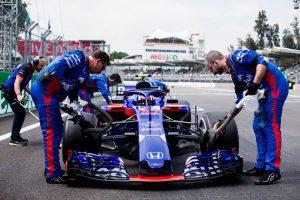 Toro Rosso: A riválisok azt gondolták, teljesen megőrültünk