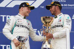 Hamilton elmondta, visszaadná-e Bottasnak a Szocsiban elvett győzelmét