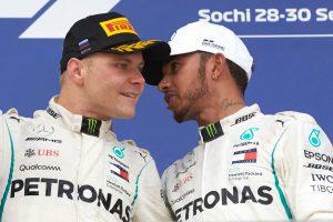 Hamilton: Volt, hogy Barrichellónak is félre kellett állnia…