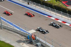 Az F1-es pontverseny állása az Orosz Nagydíj után