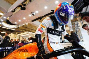 Alonso: Nem akarok teljes idényt az IndyCarban