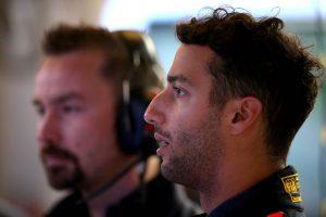 A Red Bull nem engedi Ricciardónak a Renault-tesztet