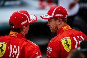 Ecclestone: A Ferrari többet tett Räikkönenért, mint Vettelért