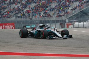 """Hamilton azt mondja, """"jelentős"""" gondjaik voltak az autóval Austinban"""