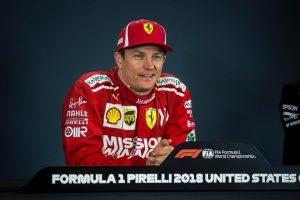 A remek formában lévő Räikkönen jobban élvezi a szezont