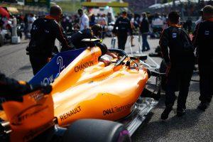A McLaren nem bánja, hogy kirakta a Hondát