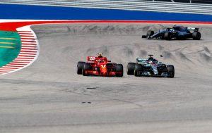 Videó: Így győzött és ünnepelt Räikkönen Austinban