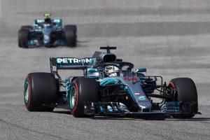 Így áll az F1-es pontverseny az Amerikai GP után