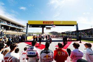 Az F1-es Mexikói Nagydíj TV-közvetítései