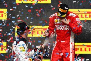 Räikkönen a Ferrarinak: Mindig a családom lesztek!