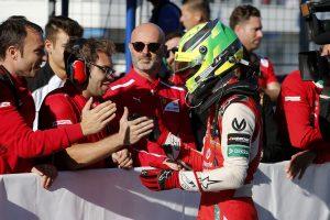 Wolff: Schumacherben minden megvan ahhoz, hogy az F1 legnagyobbjai közé kerüljön