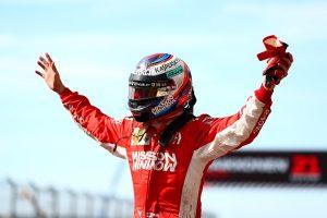 Räikkönen: Volt egy kis buli a győzelmem után…