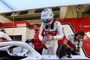 Giovinazzi: Nehéz dolgom lesz Räikkönen csapattársaként
