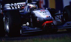 20 éve lett először bajnok Mika Häkkinen